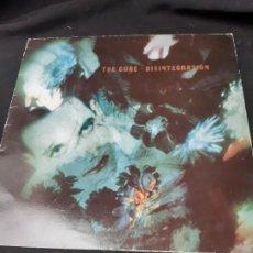 Discos de vinilo: THE CURE DISINTEGRATION . Lote 195623783