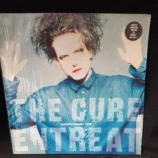 Discos de vinilo: THE CURE ENTREART. Lote 195625032