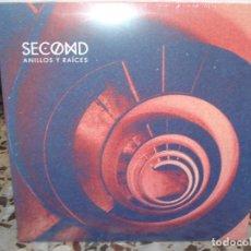 Discos de vinilo: SECOND ANILLOS Y RAÍCES LP PRECINTADO. Lote 195626108