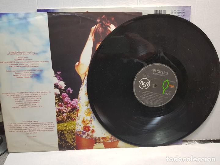 Discos de vinilo: LP-LOS NAVAJOS- VOLUMEN 1 año 1992 - Foto 3 - 195635110