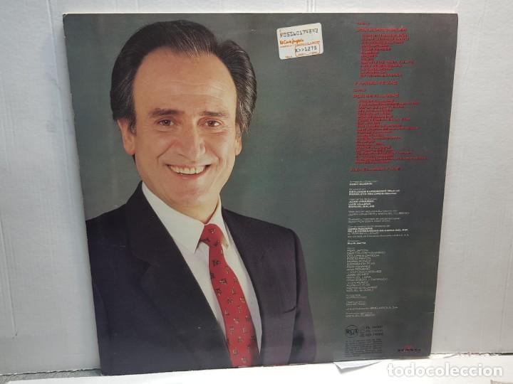 Discos de vinilo: LP-MANOLO ESCOBAR-POR PASODOBLES POR SEVILLANAS MIX en funda original 1989 - Foto 2 - 195640352