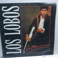 Discos de vinilo: LP-LOS LOBOS-LA BAMBA EN FUNDA ORIGINAL 1987. Lote 195640651