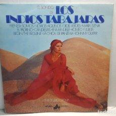 Discos de vinilo: LP-EL SONIDO DE LOS INDIOS TABAJARAS- EN FUNDA ORIGINAL 1977. Lote 195647741