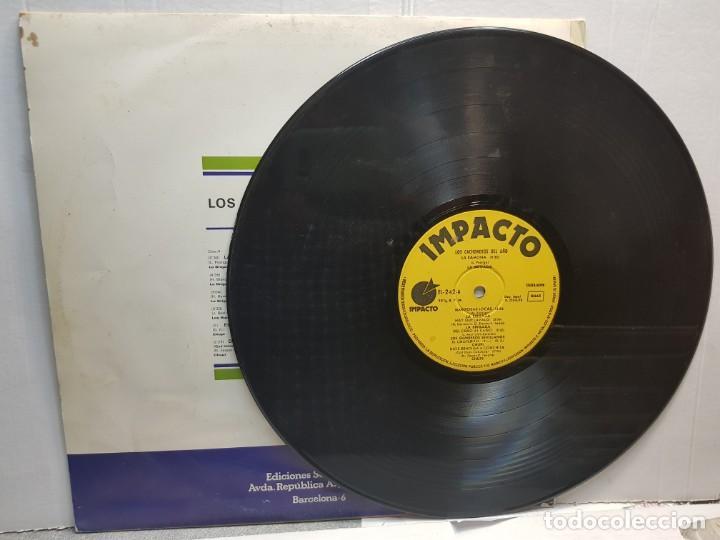 Discos de vinilo: LP-LOS CACHONDEOS DEL AÑO -LA BRIGADA en funda original 1976 - Foto 3 - 195648186