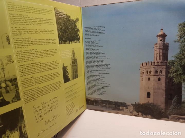 Discos de vinilo: LP-FELIPE CAMPUZANO -ANDALUCIA ESPIRITUAL en funda original 1978 - Foto 2 - 195649860