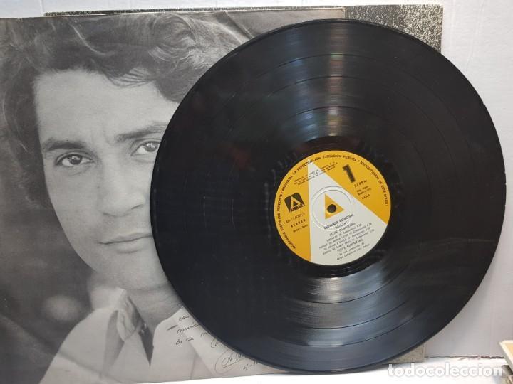 Discos de vinilo: LP-FELIPE CAMPUZANO -ANDALUCIA ESPIRITUAL en funda original 1978 - Foto 4 - 195649860