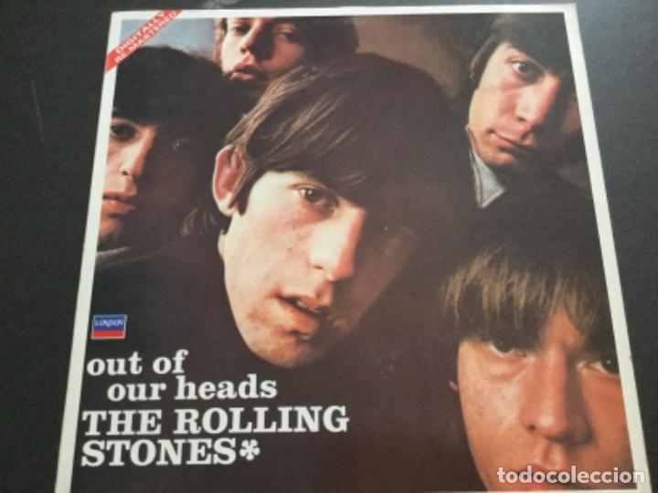 THE ROLLING STONES - OUT OF OUR HEADS (Música - Discos de Vinilo - EPs - Pop - Rock Extranjero de los 70)
