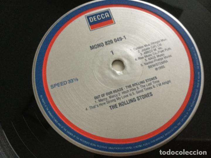 Discos de vinilo: The Rolling Stones - out of our heads - Foto 4 - 195650636