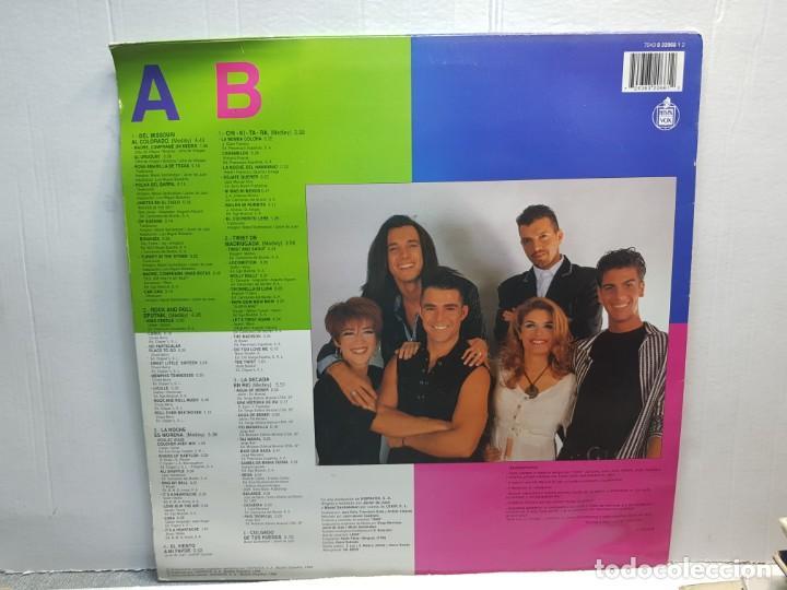 Discos de vinilo: LP-BAILA CON LA DECADA- en funda original 1994 - Foto 2 - 195650981