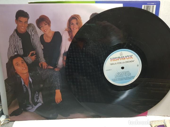 Discos de vinilo: LP-BAILA CON LA DECADA- en funda original 1994 - Foto 3 - 195650981