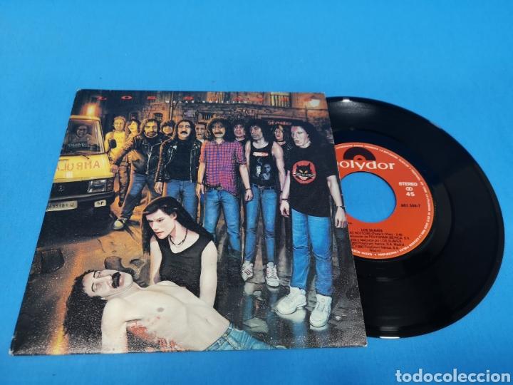 DISCO SINGLE, LOS SUAVES, MALAS NOTICIAS (Música - Discos - Singles Vinilo - Grupos Españoles de los 90 a la actualidad)