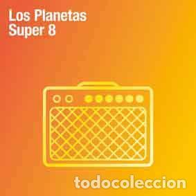 LOS PLANETAS - SUPER 8 - REEDICION VINILO DEL EJERCITO ROJO - 2010 - PRECINTADO (Música - Discos - LP Vinilo - Grupos Españoles de los 90 a la actualidad)
