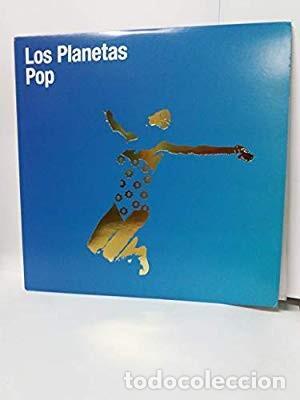 LOS PLANETAS – POP - REEDICION VINILO EL EJERCITO ROJO - 2010 - PRECINTADO (Música - Discos - LP Vinilo - Grupos Españoles de los 90 a la actualidad)