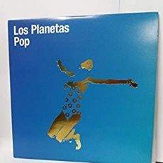 Discos de vinilo: LOS PLANETAS – POP - REEDICION VINILO EL EJERCITO ROJO - 2010 - PRECINTADO. Lote 195713601