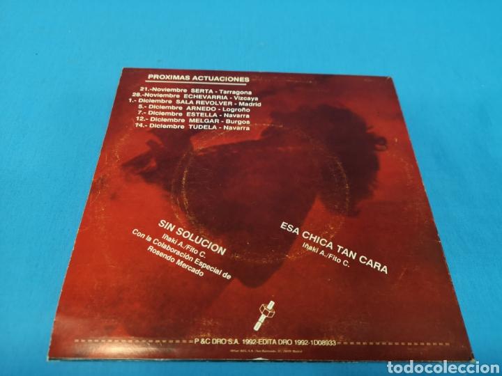 Discos de vinilo: DISCO SINGLE, PLATERO Y TU, Sin solución, Esa chica tan cara - Foto 3 - 195714013
