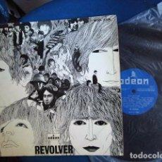 Discos de vinilo: BEATLES LP REVOLVER EMI ODEON ESPAÑA MONOAURAL PRIMERA EDICION MOCL MONO. Lote 195726958