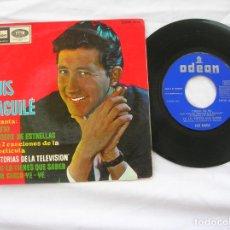 Discos de vinilo: DISCO EP DEL MUSICO LUIS AGUILE CONTIENE 4 TEMAS ,1965 . Lote 195731991