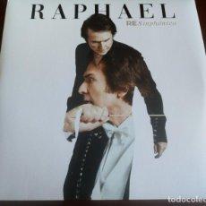 Discos de vinilo: RAPHAEL - RE SINPHONICO - DOBLE 2.LP.S - CON ENCARTES - MBE. Lote 195735005