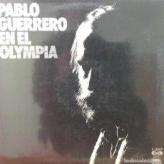 Discos de vinil: PABLO GUERRERO - EN EL OLYMPIA. Lote 195741715