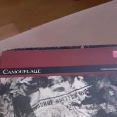 Discos de vinilo: CAMOUFLAGE STRANGERS THOUGHTS. Lote 195752748