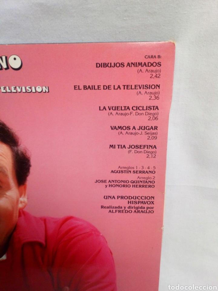 Discos de vinilo: Torrebruno cantando sus éxitos de televisión LP buen estado - Foto 4 - 195763902