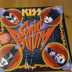 Discos de vinilo: KISS SONIC BOOM VINILO. Lote 195787366