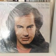 Discos de vinilo: NEIL DIAMOND ?– ON THE WAY TO THE SKY. Lote 195799620