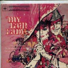 Disques de vinyle: MY FAIR LADY (SOLO CARATULA). Lote 195818096
