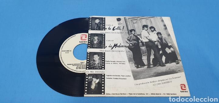 Discos de vinilo: DISCO SINGLE, 091, ¡En la calle!/Blues de medianoche - Foto 2 - 217664482