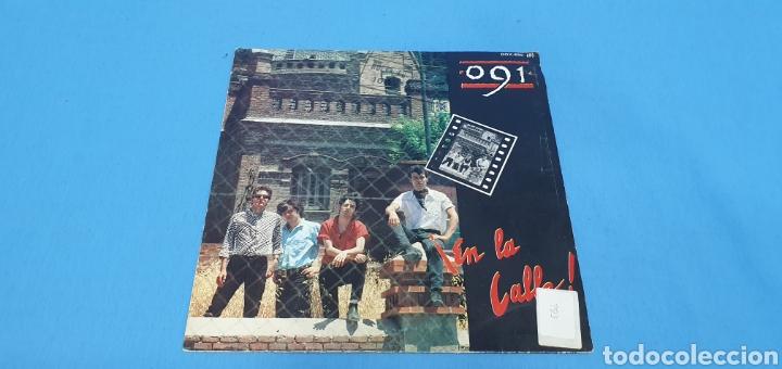 Discos de vinilo: DISCO SINGLE, 091, ¡En la calle!/Blues de medianoche - Foto 3 - 217664482