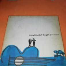 Discos de vinilo: EVERYTHING BUT THE GIRL- WORLDWIDE- WARNER RECORDS 1991. MADE IN GERMANY. Lote 195824722