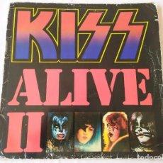 Discos de vinil: KISS – ALIVE II. Lote 195843702