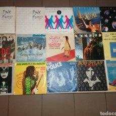 Discos de vinilo: LOTE DE SINGLES. Lote 195849780