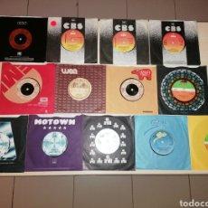 Discos de vinilo: LOTE DE SINGLES PROMOCIONALES. Lote 195852456