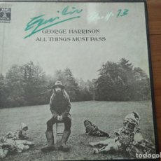 Discos de vinilo: DISCOS VINILO GEORGE HARRISON / ALL THINGS MUST PASS (3LPS) 1970. Lote 227470145