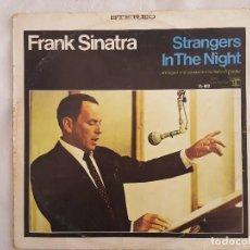 Discos de vinilo: LP / FRANK SINATRASTRANGERS IN THE NIGHTINGLATERRA 1966. Lote 195874825