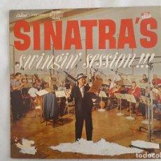 Discos de vinilo: LP / FRANK SINATRASWINGIN SESSIONHOLANDA 1984. Lote 195875100
