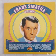 Discos de vinilo: LP / FRANK SINATRASWINGSITALIA 1987. Lote 195878975