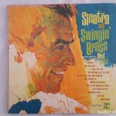 Discos de vinilo: LP / FRANK SINATRASINATRA & SWINGIN BRASSUSA 1962. Lote 195879706