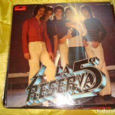 Discos de vinilo: LA 5ª RESERVA. POLYDOR, 1976. SPAIN . IMPECABLE (#). Lote 195885681