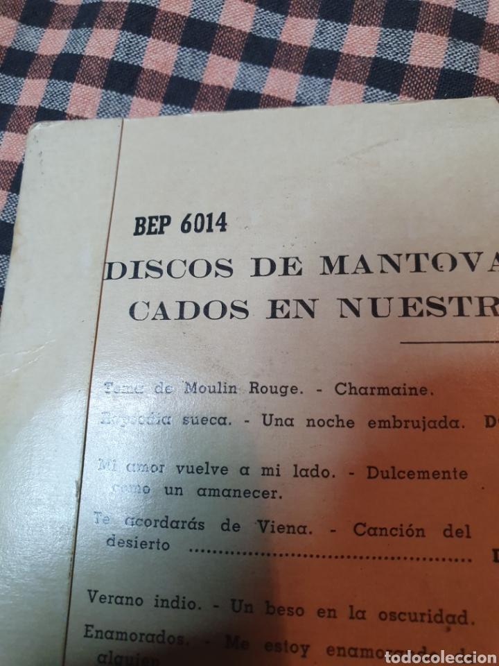 Discos de vinilo: mantovani - cuentosdel bosque de viena, periodicos de la mañana, el mar, noche y dia, decca - Foto 4 - 195898670