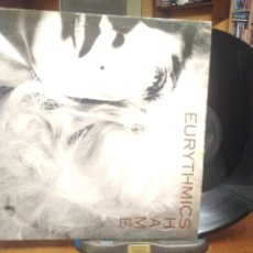 Discos de vinilo: EURYTHMICS HAME MAXI UK 1987 PDELUXE. Lote 195899895