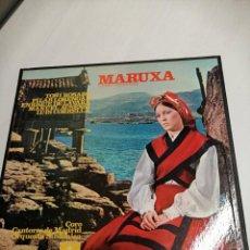 Discos de vinilo: ESTUCHE CON 2 LP *MARUXA* (AMADEO VIVES Y LUIS PASCUAL FRUTOS). Lote 195902527