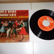Discos de vinilo: THE MAJORS 'A WONDERFULL DREAM'. Lote 195921186
