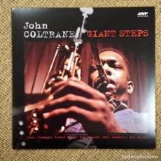 Discos de vinilo: JOHN COLTRANE GIANT STEPS. Lote 195939447