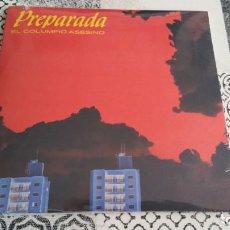 Discos de vinilo: SINGLE VINILO EL COLUMPIO ASESINO PREPARADA OSITO POLAR 2019 PRECINTADO. Lote 195955017