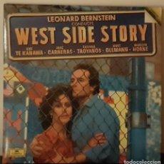Discos de vinilo: LEONARD BERNSTEIN - WEST SIDE STORY - 2 LP . Lote 195958582