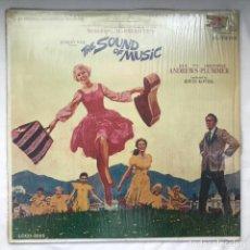 Discos de vinilo: RODGERS & HAMMERSTEIN / JULIE ANDREWS, CHRISTOPHER PLUMMER, IRWIN KOSTAL ?– THE SOUND OF MUSIC 1965. Lote 195972937