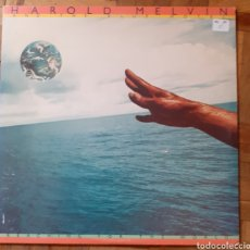 Discos de vinilo: HAROLD MELVIN. REACHING FOR THE WORLD. ABC RECORDS AB 969-A. 1976 USA.. Lote 195975983