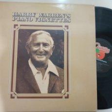 Discos de vinilo: HARRY WARREN'S -PIANO VIGNETTES -LP 1975 -BUEN ESTADO -EDICION AMERICANA. Lote 195995240